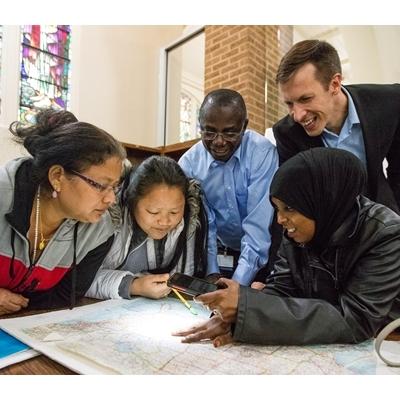 Building Bridges: Researchers Link to Community