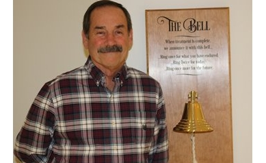 Radiation Patients Can Herald the End of Treatment with New Bell