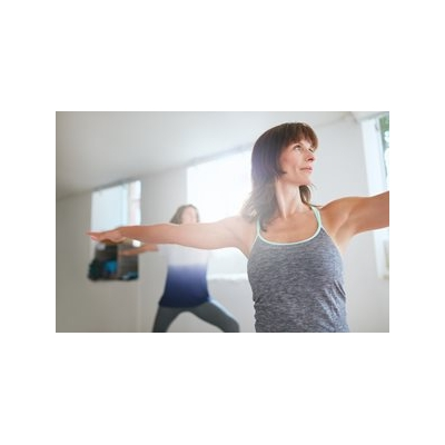 Yoga Can Benefit Both Body and Mind