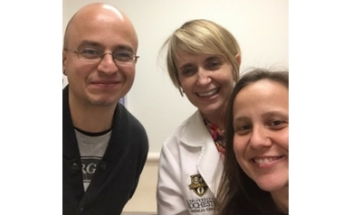 From AML to Ph.D.: How Wilmot helped one patient diagnosed with leukemia