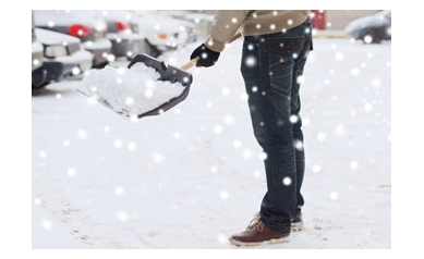 Watch Your Back: Avoid Injury While Shoveling Snow