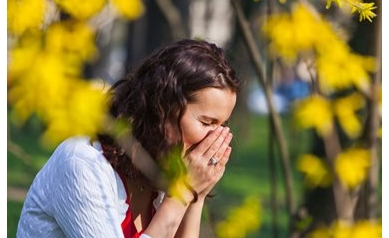 Tips to Tame Spring Allergies