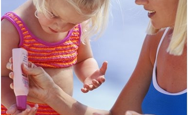 Q&A: Keeping Kids Safe in the Sun