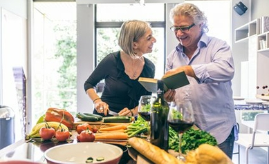 DIY Tips: Eating Healthy Starts at Home