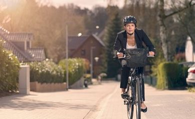 Biking to Work? Tips for Your Two-Wheel Commute