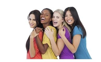 groupofwomenlaughing