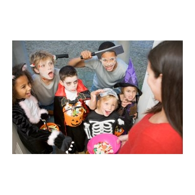 Keeping the 'Treat' in Trick-or-Treating