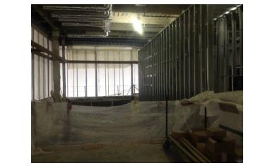Future children's hospital reached a new construction milestone