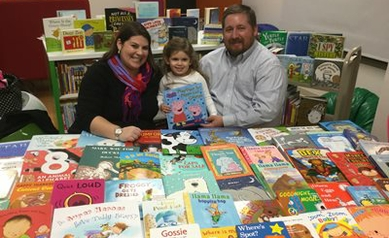 Outpouring of Support Shown at Honoring Owen Book Collection Kickoff Event