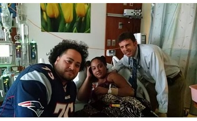 Bone marrow transplant cures patient with sickle cell disease