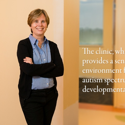 The Levine Autism Clinic: A New Model for Care