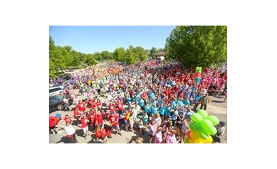 Join us for the Stroll for Strong Kids Walk and 5K next Saturday!