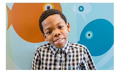 Boy Inspires Others by Overcoming a Stroke, Sickle Cell Anemia
