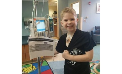 Family's Battle with Autoimmune Disease Strengthens Family Bond