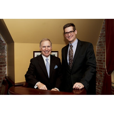 From Patient to Dentist: The Parallel Lives of Two Eastman Alumni