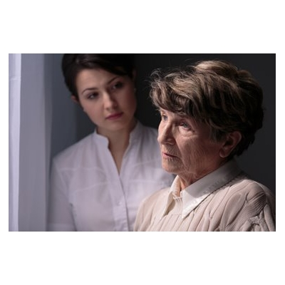 Oral Health Suffers Among  Alzheimer's Patients' Caregivers
