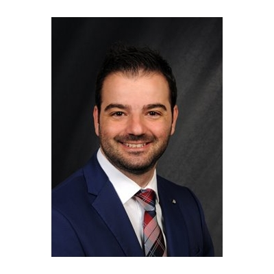 Dr. Chochlidakis Named Program Director, Prosthodontics
