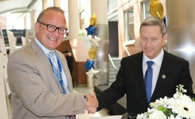 EIOH Periodontal Alumnus Donates $500K