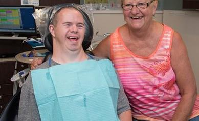 Eastman Dental a Dream Come True for this Mom