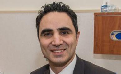 Resident Spotlight - Dr. Hamid Tofighi