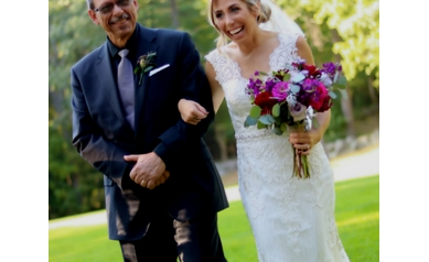 Family, Oncology Team Rally Together to get Father to Daughter's Wedding
