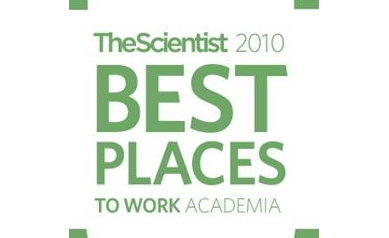 Scientists Rate University of Rochester a Best Place To Work
