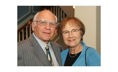Roger and Carolyn Friedlander Honored as Outstanding Philanthropists