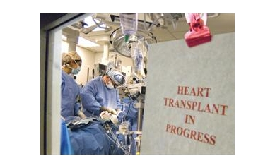 Heart Surgeons Perform 2 Transplants in 1 Day at URMC