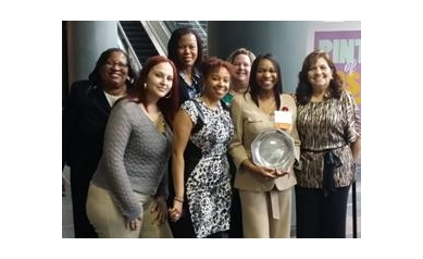 Cancer Services Program Honored with W.B. Potter Founder's Award