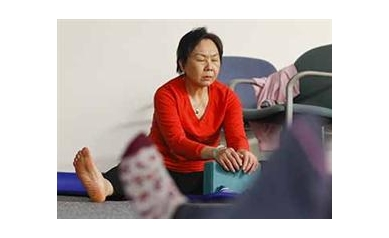 Wilmot Awarded $3M to Study Yoga for Cancer-Related Insomnia