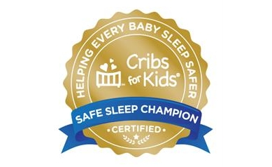 Golisano Children's Hospital and Strong Memorial Hospital recognized as 'Gold Safe Sleep Champions'