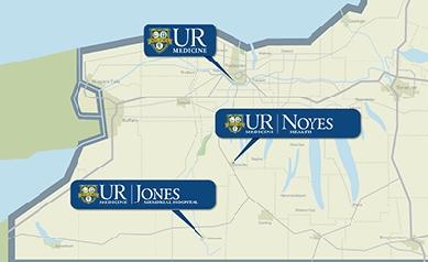Jones Memorial Hospital, Noyes Health Join UR Medicine