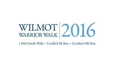 Wilmot announces 2016 Wilmot Warrior Walk honorees