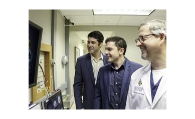 Surviving a Stroke Propels Career in Brain Research