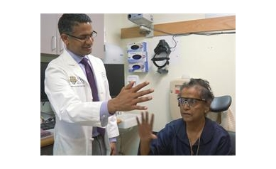UR Medicine Uses 'Bionic Eye' to Restore Some Vision to Blind Syracuse Woman