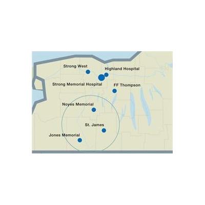 St. James Mercy Hospital Is Now UR Medicine Affiliate