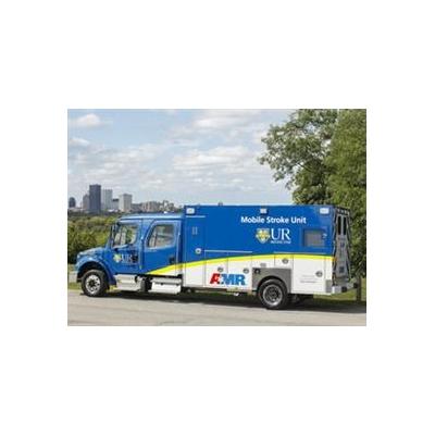 UR Medicine Unveils Upstate New York's First Mobile Stroke Unit