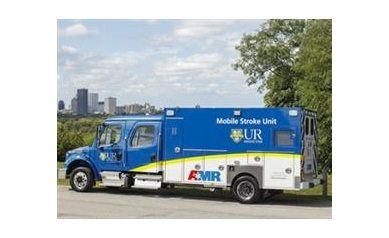 UR Medicine Unveils Upstate New York's First Mobile Stroke Unit