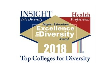 University of Rochester School of Nursing Repeat Winner of Excellence in Diversity Award