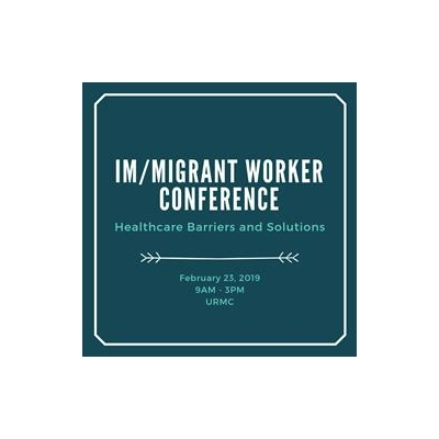 Medical Students to Host Immigrant and Migrant Worker Conference Feb. 23