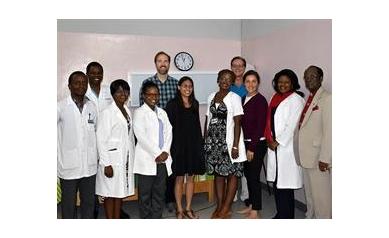 Imaging Sciences Department Develops Radiology Training Program for Future Zambian Doctors