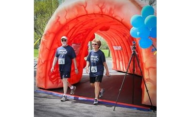 8th Annual 'Strollin' for the Colon' to Benefit Cancer Education, Research