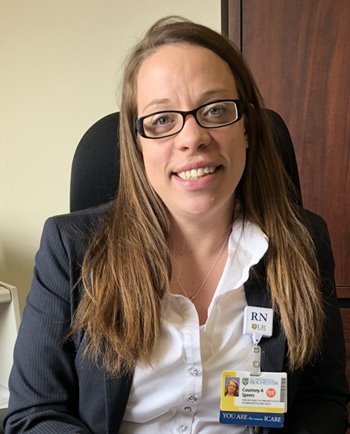 Courtney Speers, RN, BSN