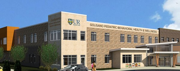 GCH Behavioral Health and Wellness building