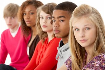 hpv vaccine group of teenagers