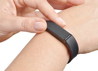 wearable fitness tracker