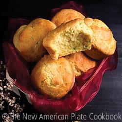 corn chili muffins
