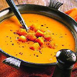 parsnip lentil soup