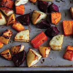roasted root vegs