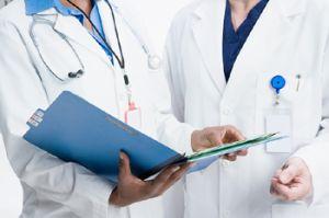 doctors cooperating